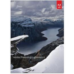 Adobe Lightroom 6 - Engels - Windows/Mac